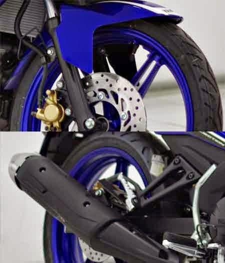 Yamaha Jupiter MX King 150 terbaru MotoGP