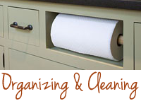 Organizing & Cleaning