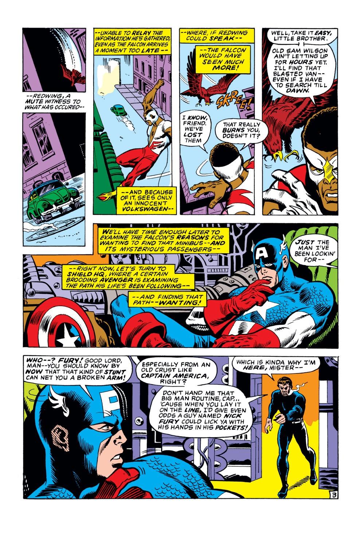 Captain America (1968) Issue #149 #63 - English 4