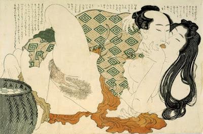 Hokusai- shunga