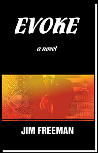 EVOKE - political science fiction novel