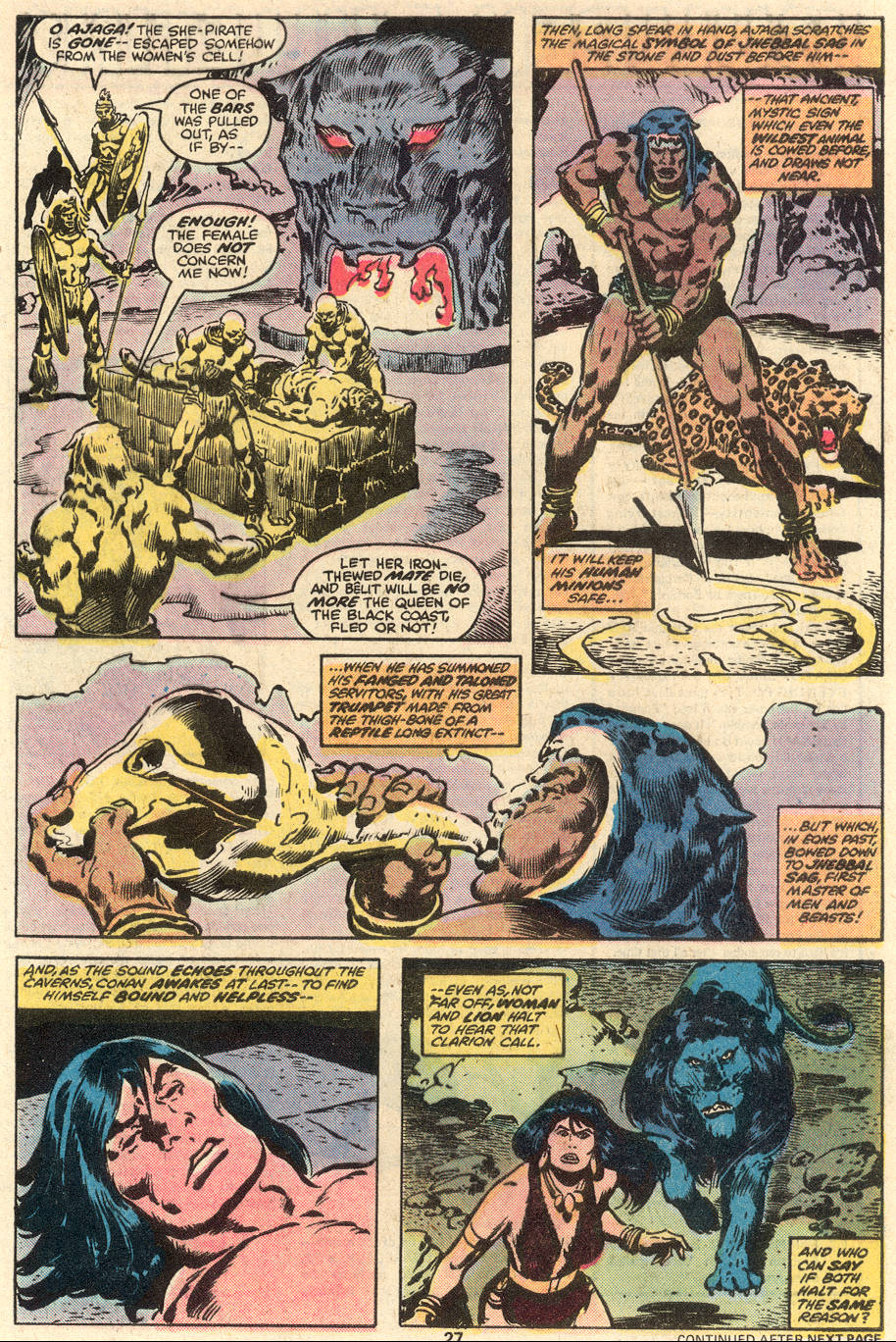 Conan the Barbarian (1970) Issue #96 #108 - English 16