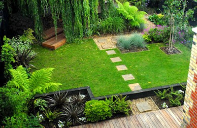 Simple Garden Design Pictures