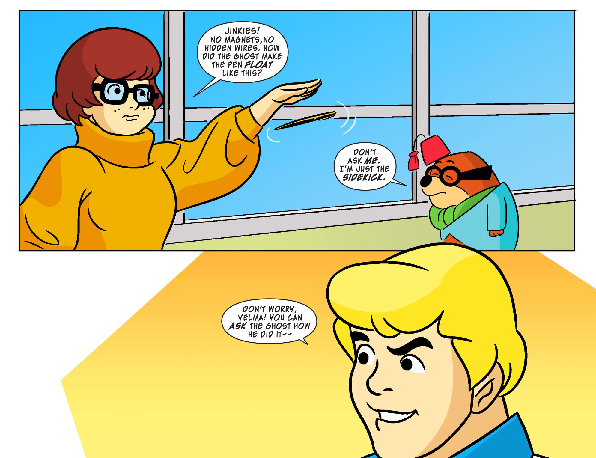 Read online Scooby-Doo! Team-Up comic -  Issue #21 - 16