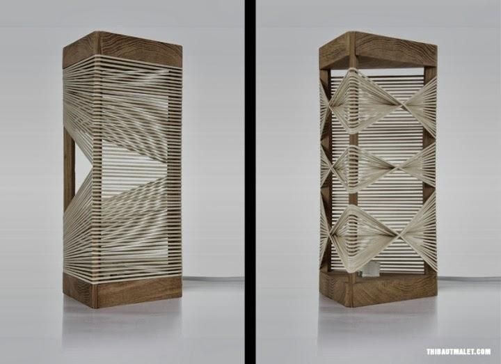 ayd nlatma ve dekor d nyas ndan geli meler thibaut malet 39 ten s hka ah ap masa lambas. Black Bedroom Furniture Sets. Home Design Ideas