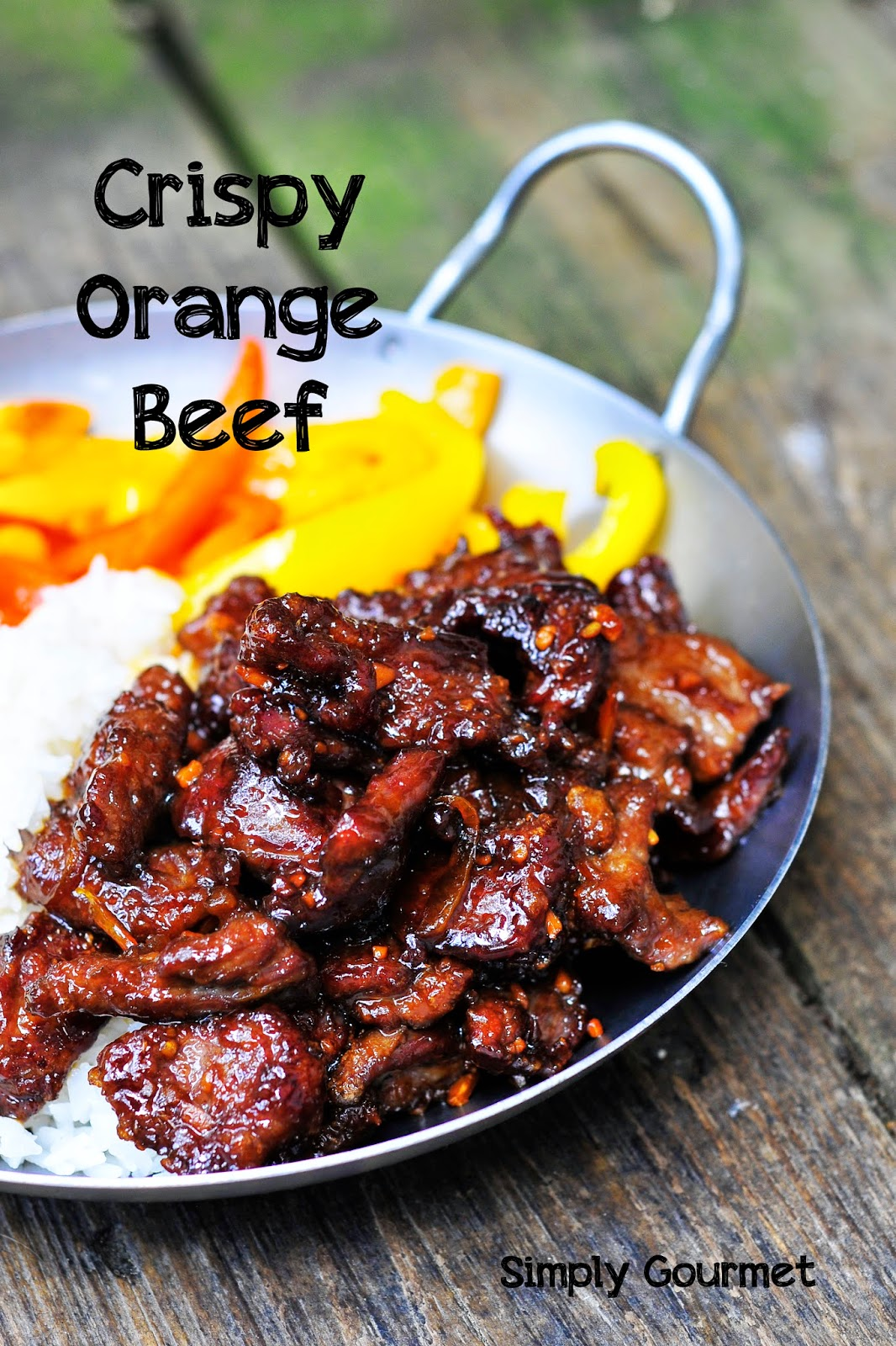 ... orange slices crispy orange beef chinese takeout at home fifteen