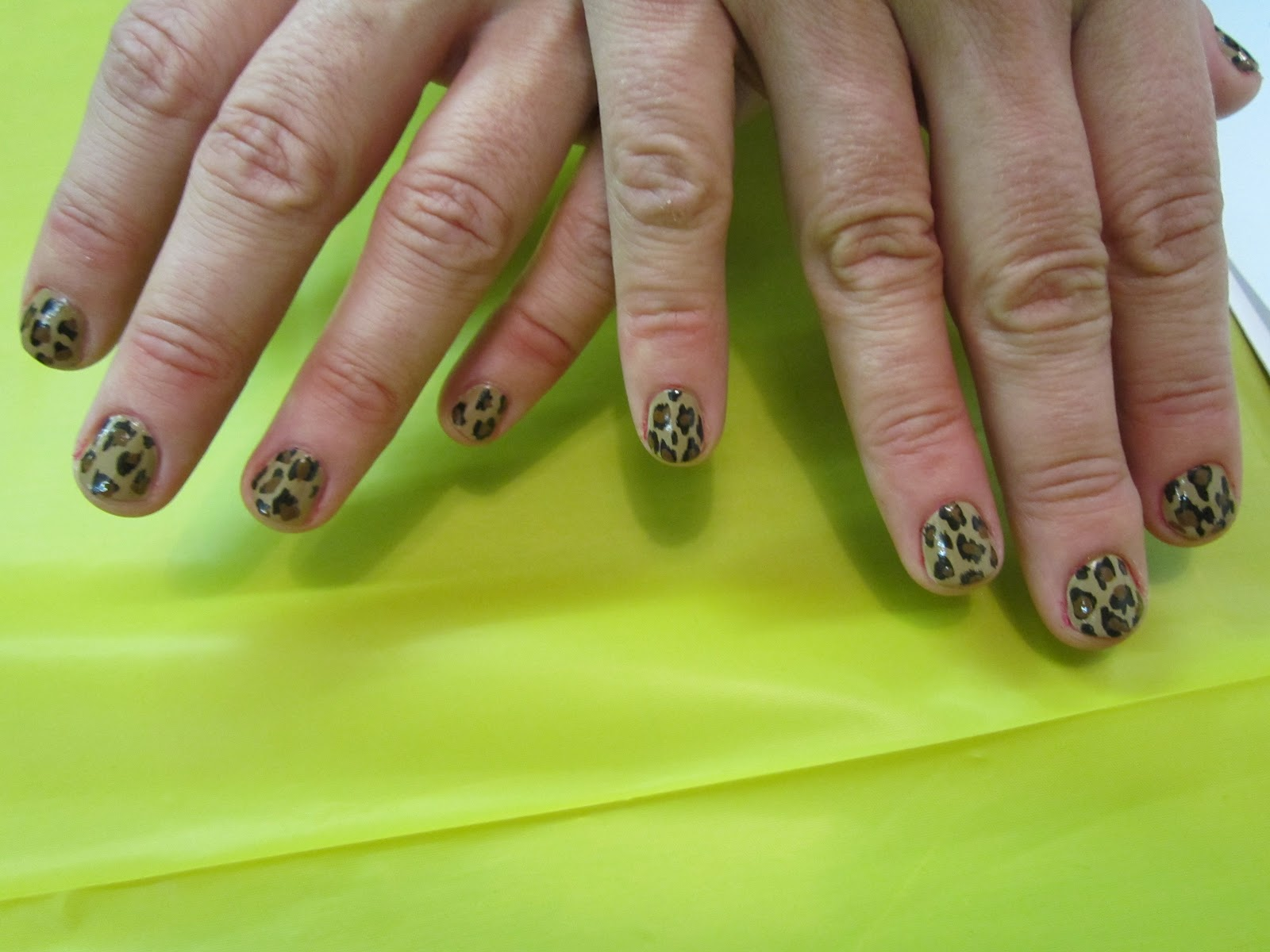 Best nail design: june 2012