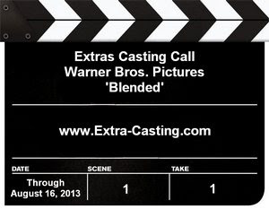 Blended Extras Casting Call