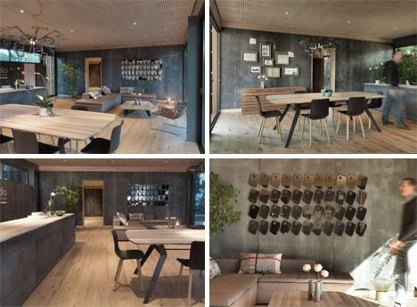 4 3 2 1 e a casa est pronta confira a casa que foi construida em 4 dias papo de design. Black Bedroom Furniture Sets. Home Design Ideas