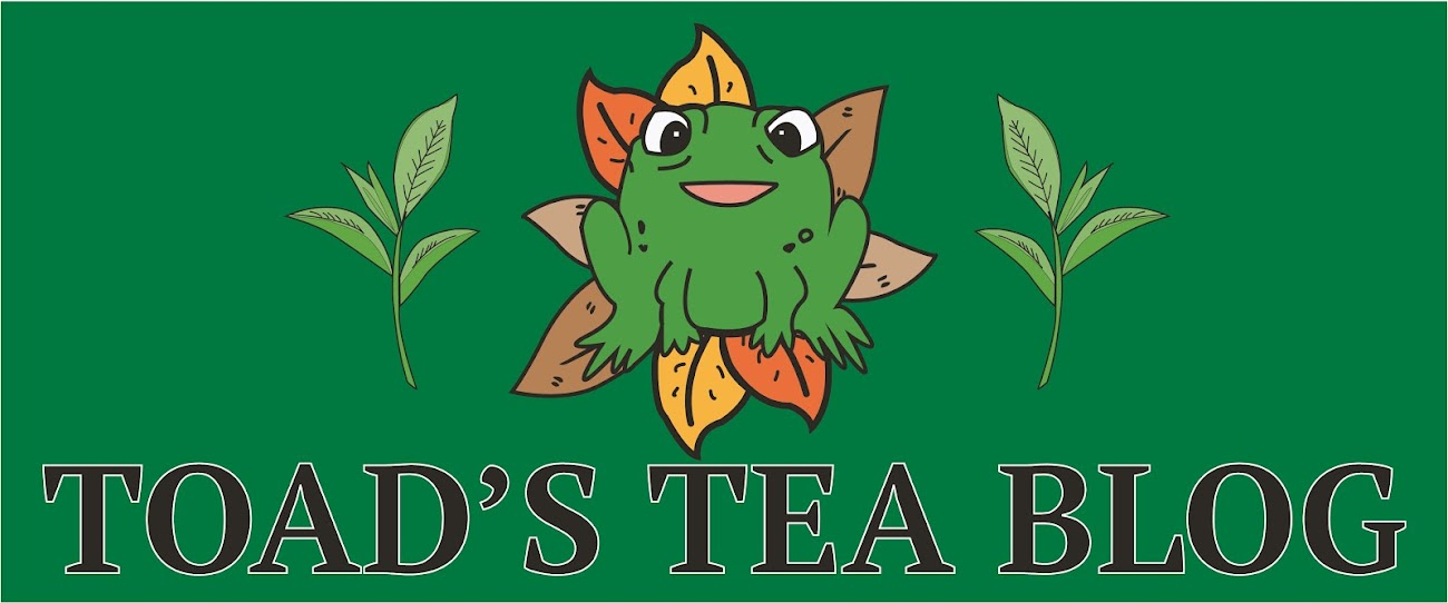 Toad's Tea Blog