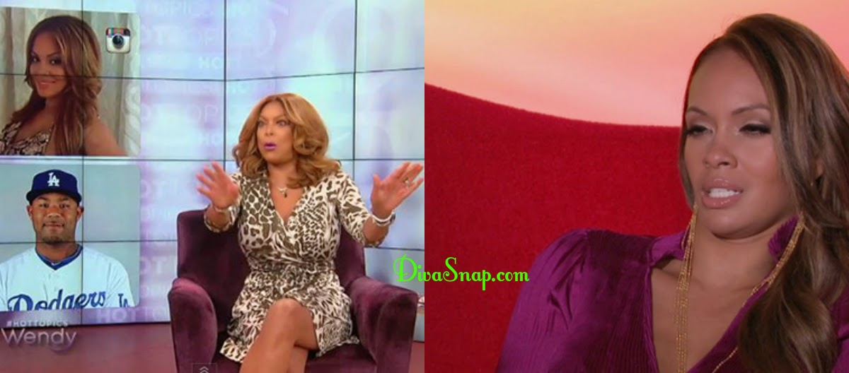 OH IT'S ON: EVELYN LOZADA POP OFF ON WENDY WILLIAMS FOR CALLING HER NEW BABY BOY A CASH REGISTER