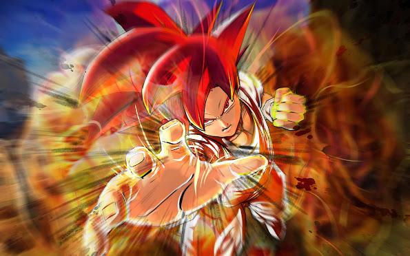 Goku Dragon Ball Battle of Gods 9i