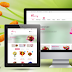 Clean Style with Flat Design Responsive Magento Theme
