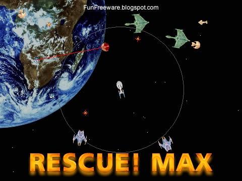 Rescue! Max Splashscreen Image on FunFreeware Blog