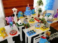 Decoração de festa infantil Galinha Pintadinha Porto Alegre
