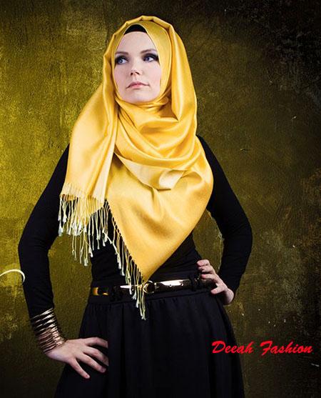 Inspirasi Baju Muslim Idul Fitri 2013