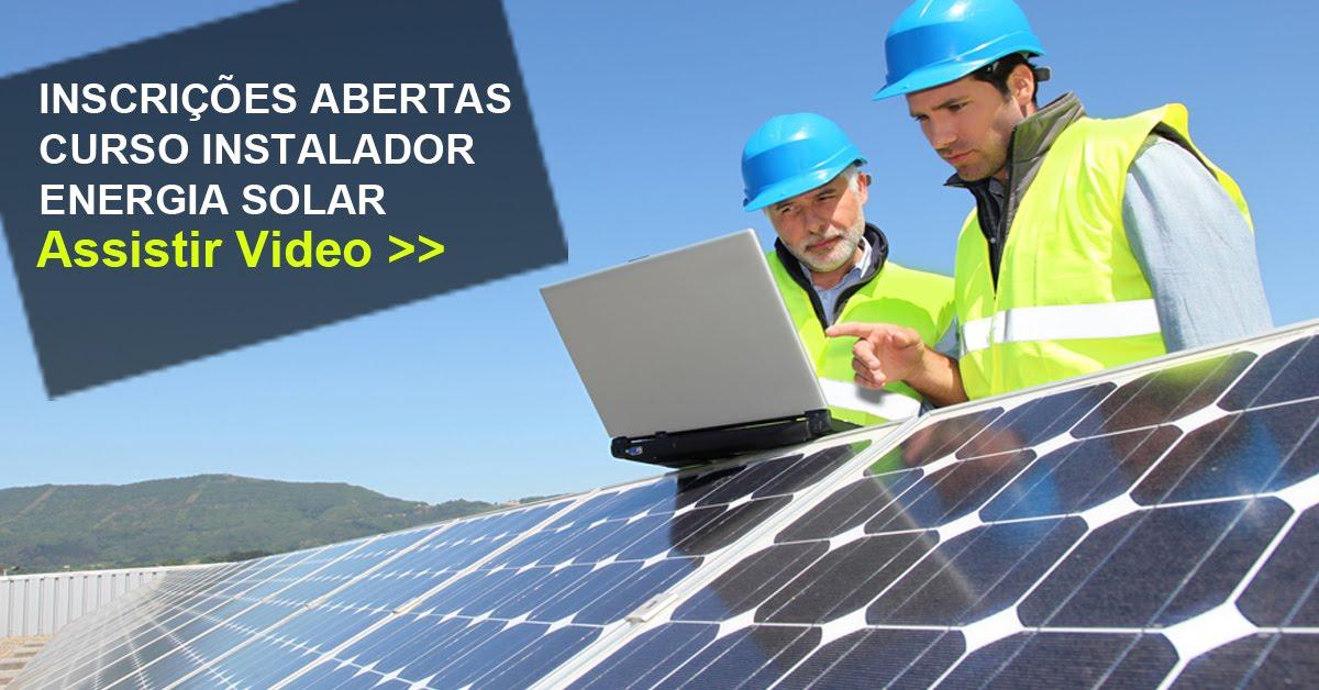 CAPACITE-SE EM ENERGIA SOLAR