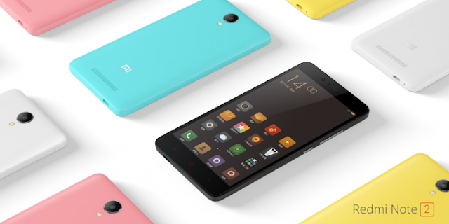 Xiaomi Redmi note 2 Preço