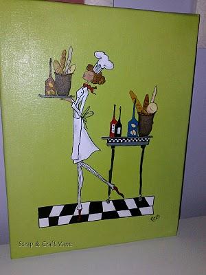 Decoraciones y modernidades lo ltimo en cuadros para cocinas for Cuadros para cocinas modernas