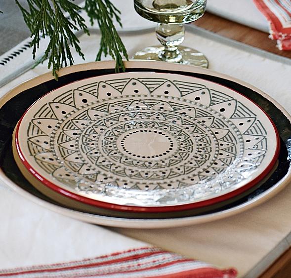 Bohemian Gypsy Jane 10 Amazing Dinnerware Designs