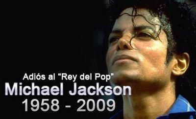 Pop card for En que ano murio michael jackson