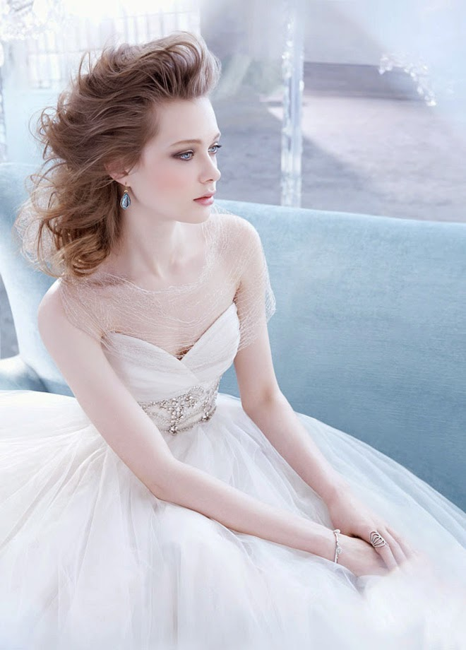 Lazaro Ball Gown Wedding Dresses