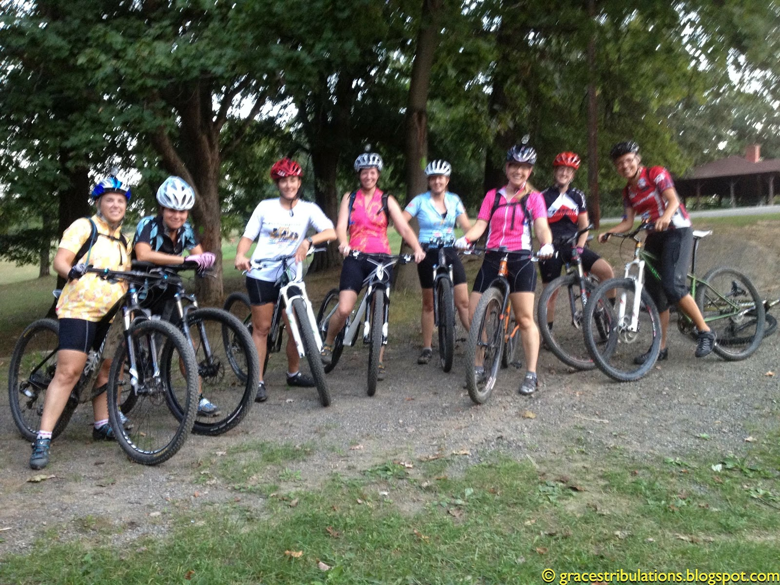 Mountain Biking Group 46