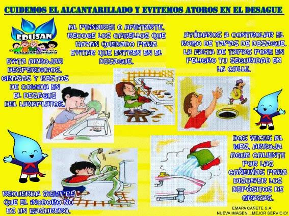 Ca ete tv canal 31 recomendaci n para el uso de agua for Como eliminar cucarachas del desague