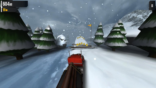 Ice Road Truckers apk