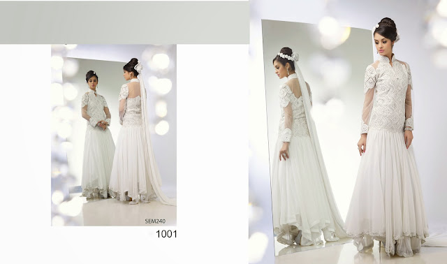 New Designers Stylish Floor Length Bridal Wear Anarkali Suit