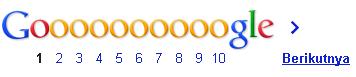 Pengertian Google, Googol