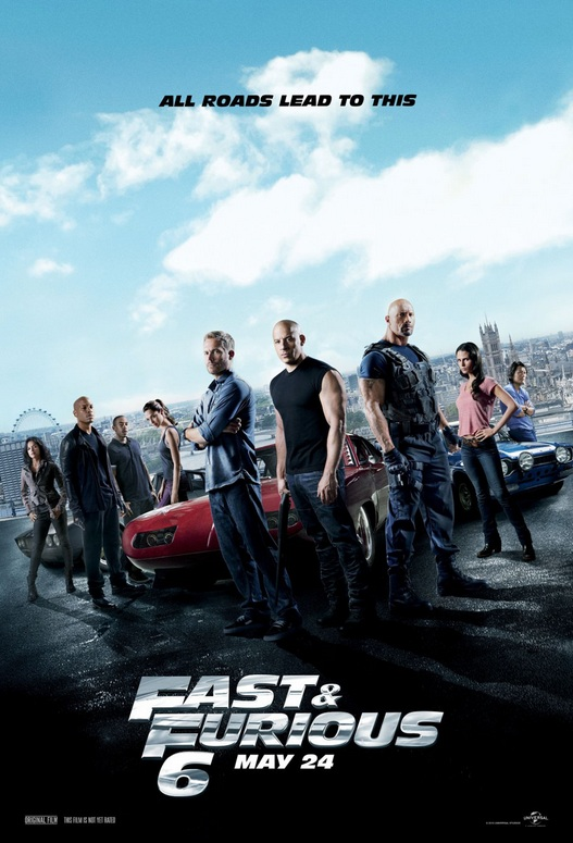 FAST & FURIOUS 6 [2013]