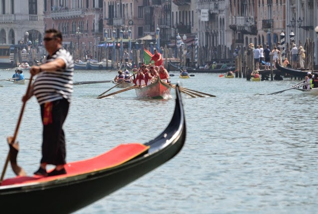 Vogalonga in Canal Grande