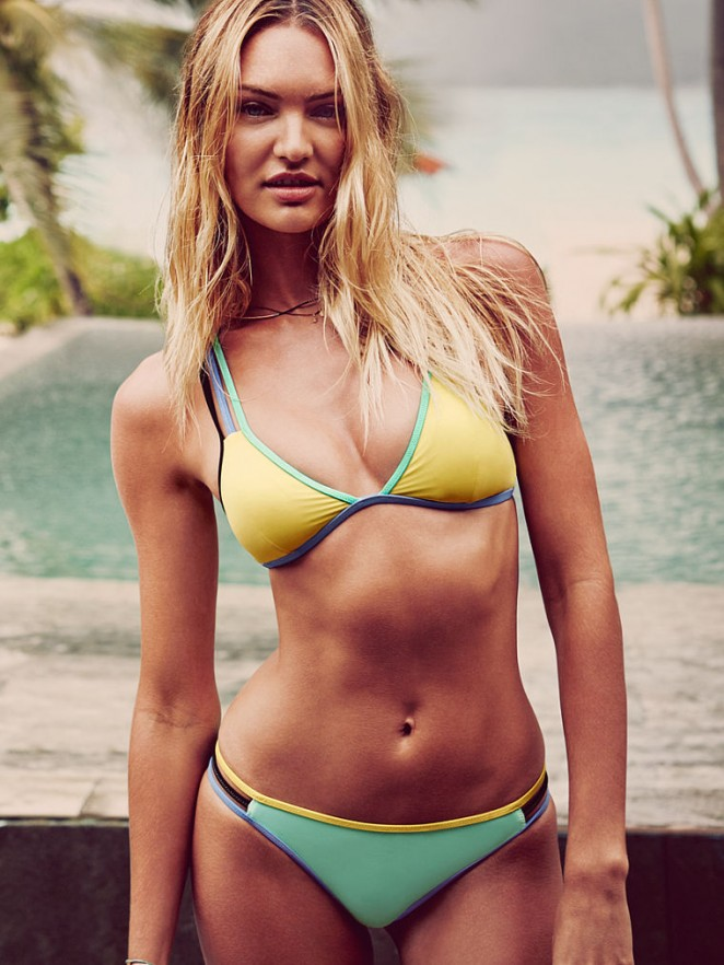 Victoria's Secret Swim December 2015 Lookbook