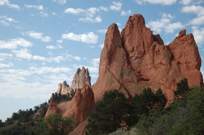 Reflections Two America From Our Rv Door Garden Of The Gods