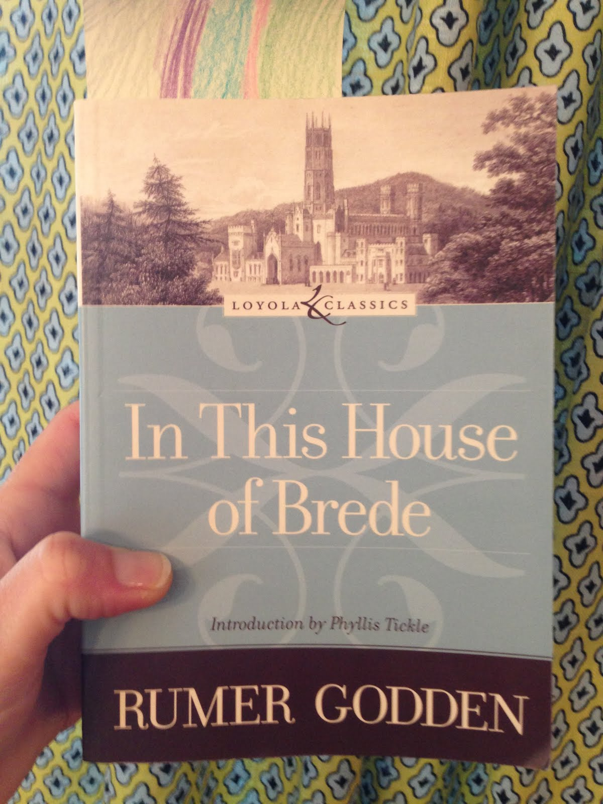 In This House of Brede -- Rumer Godden