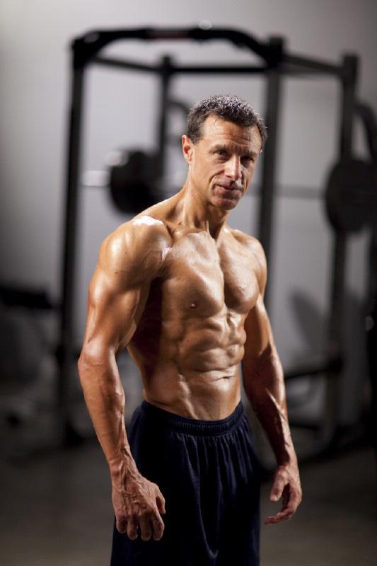 Bygga muskler efter 50
