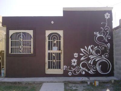 Pintado de fachada original taringa - Como pintar la fachada de mi casa ...