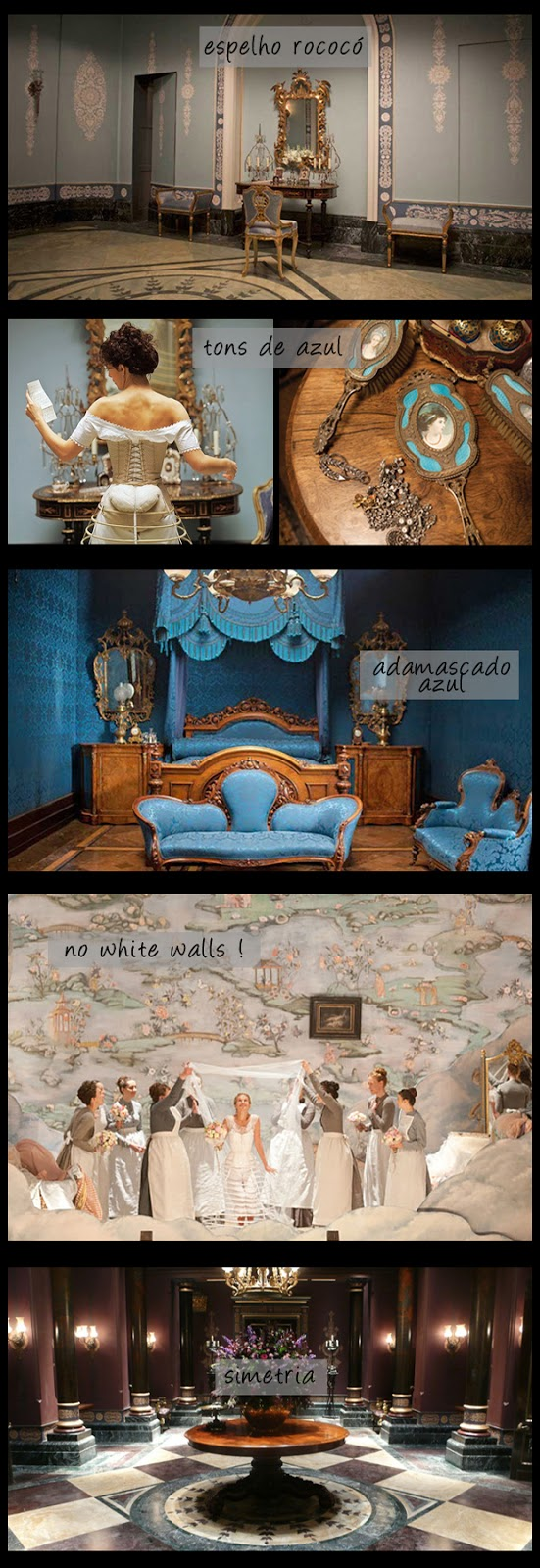 inspiração de decoração clássica para a sua casa