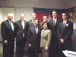 Ambassador of Cambodia visits MTC