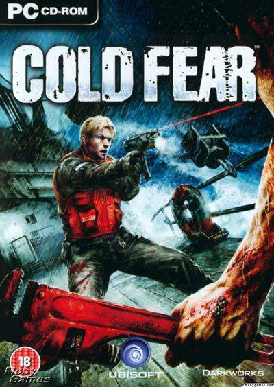 Cold fear pc portada
