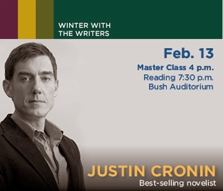 Interview with Justin Cronin author of The Passage trilogy