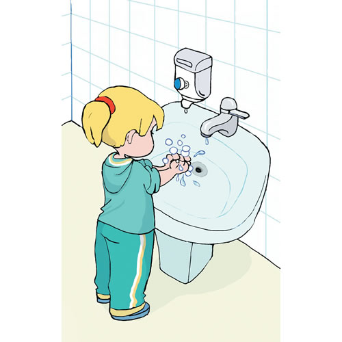Conociendo los h bitos de higiene personal - Con las manos en tu casa ...