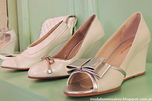 Moda zapatos invierno 2013 Grataflora argentina