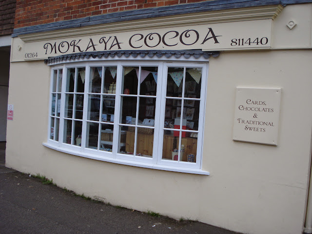 Mokaya Cocoa, Stockbridge High St.