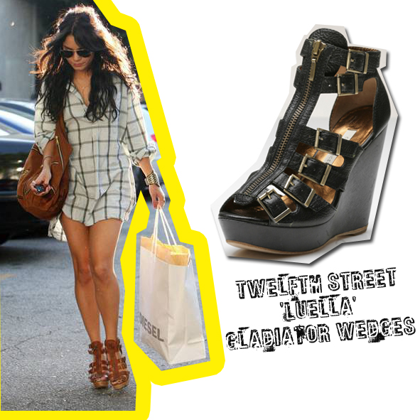 The Versatile Blogger Vanessa Hudgens Style