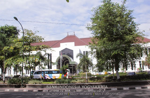 BANK INDONESIA YOGYAKARTA :: Yogyakarta Spot Photo Place (1) - klikmg.com foto & video [Fotografer Wedding & Prewedding]