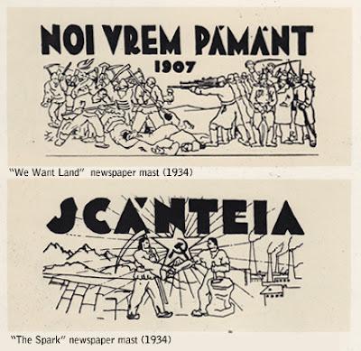 Artistas socialistas Newspapers+1934