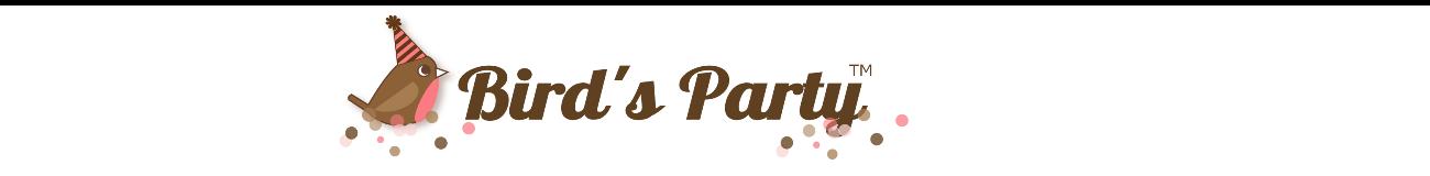 Printables   Blog de Fêtes   Party Anniversaires   DIY   Sweet Tables   Bird's Party