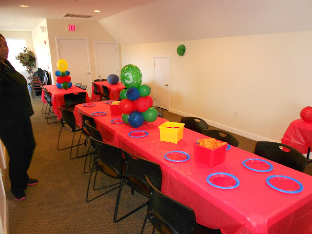 Power Rangers birthday party Ideas